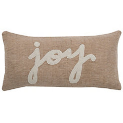 Jute Joy Accent Pillow