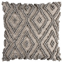 Natural Diamond Wool Pillow