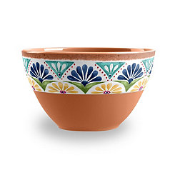 Rio Medallion Dip Bowls, Set of 6