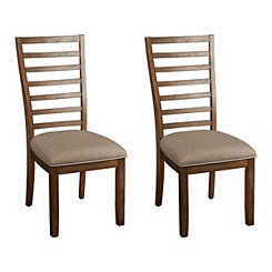 Jaelyn Ladderback Dining Chairs, Set of 2