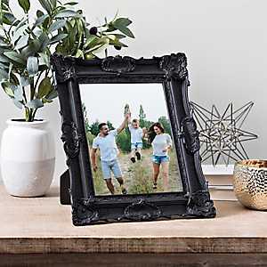 Black Vintage Ornate Picture Frame, 8x10