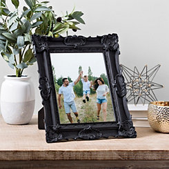 Black Vintage Ornate Picture Frame, 8x10