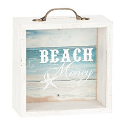 Wooden Beach Money Bank