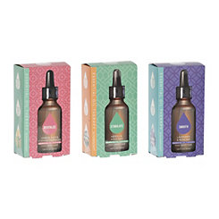 Essential Oil Blends Body Care 3-pc. Set
