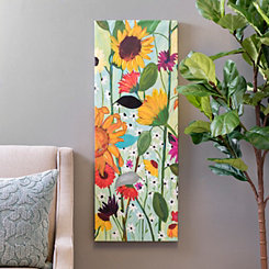In Blooming Color I Canvas Art Print