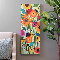 In Blooming Color II Canvas Art Print