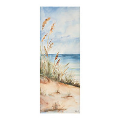 By the Sea View I Canvas Art Print