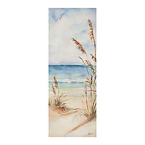 By the Sea View II Canvas Art Print