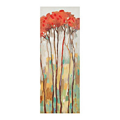 Floral Standing Tall I Canvas Art Print
