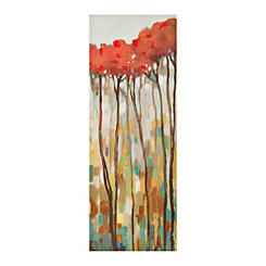 Floral Standing Tall II Canvas Art Print