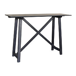 Braxton X-Beam Console Table