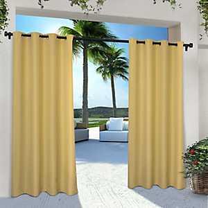 Sundress Eliza Outdoor Curtain Panel Set, 84 in.