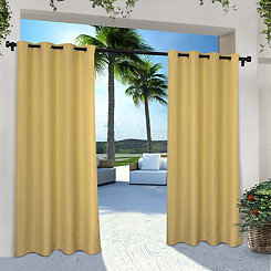Sundress Eliza Outdoor Curtain Panel Set, 84 in.