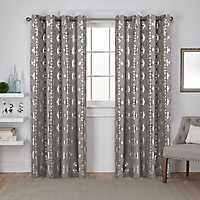 Gray Modo Curtain Panel Set, 108 in.