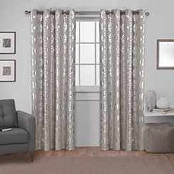 Beige Modo Curtain Panel Set, 108 in.