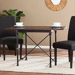 Dixie Umber Drop Leaf Dining Table