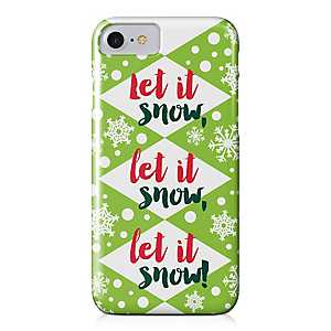 Let It Snow iPhone 7 Case