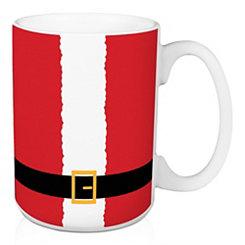 Santa Suit Mug