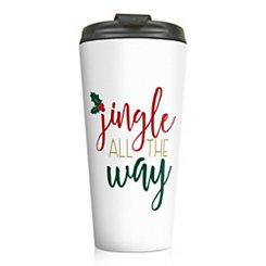 Jingle All the Way Travel Mug