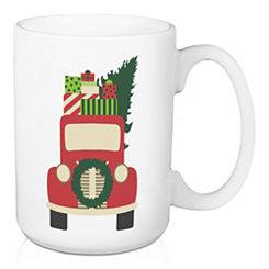 Vintage Truck Mug