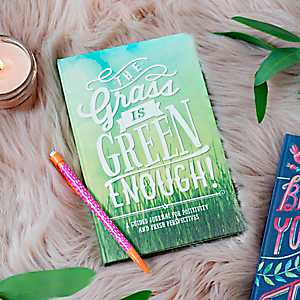 Grass is Green Guided Journal