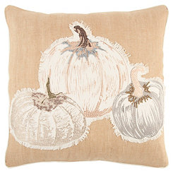 Natural Pumpkins Pillow