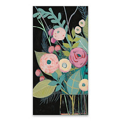 Custom Soft Spring Bouquet Canvas Art Print