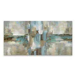 Mirage Canvas Art Print