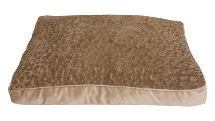 Chubby Faux Fur Cornstalk Pet Bed