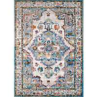 Kennedy Floral Area Rug, 8x11