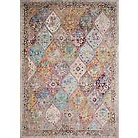 Multicolor Tapestry Runner
