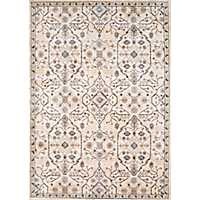 Ivory Archer Floral Area Rug, 13x15