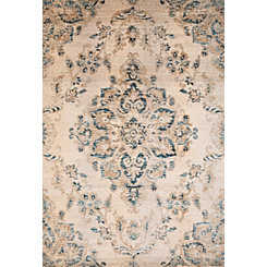 Paramount Diamond Floral Runner