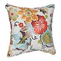 Alatriste Floral Outdoor Pillow