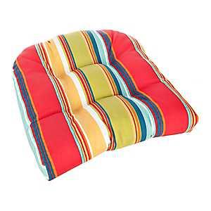 Westport Stripe Outdoor Seat Cushion