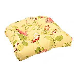 Risa Lemonade Outdoor Seat Cushion