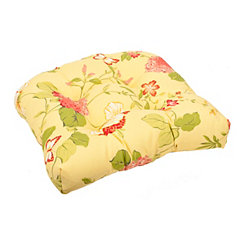 Risa Lemonade Outdoor Seat Cushion