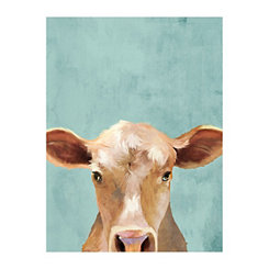 Cowie Baby Canvas Art Print