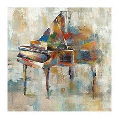 Grand Symphony Canvas Art Print