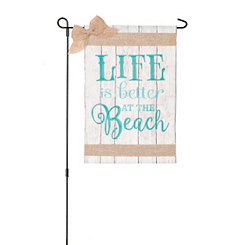 Beach Life Flag Set