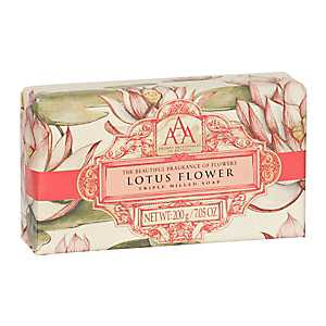 Lotus Flower Bar Soap