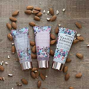 Vanilla Almond 3-pc. Body Care Set