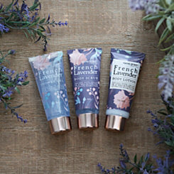 French Lavender 3-pc. Body Care Set