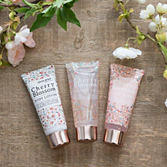 Cherry Blossom 3-pc. Body Care Set