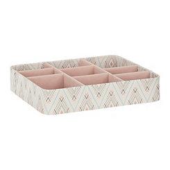 Pink Diamond Jewelry Tray