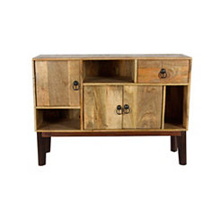 Acacia and Mango Wood Sideboard