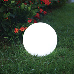 Full Moon Sphere Light with Bluetooth Speaker