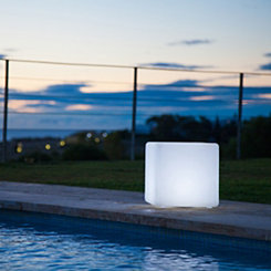 Cube Soft Glow Light