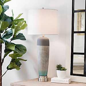 Blue Horizon Table Lamp