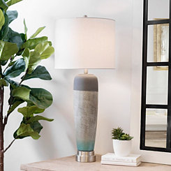 Blue Horizon Table Lamp